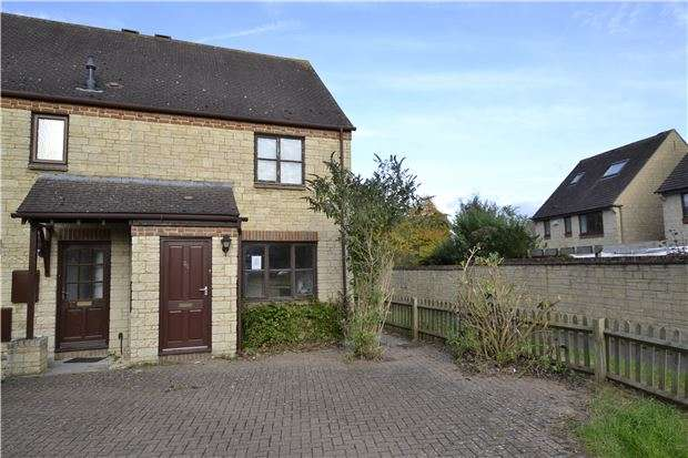 2 Bedrooms Semi Detached House for sale in Broadway Close, WITNEY