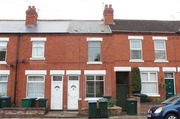 2 Bedrooms Terraced House for sale in Shakleton Road, Earlsdon, Coventry, West Midlands