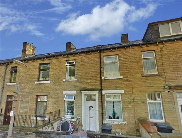 2 Bedrooms Terraced House for sale in Ramsgate Street, Halifax, West Yorkshire