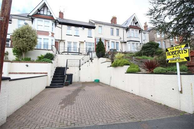 4 Bedrooms Terraced House for sale in Gibbs Road, NEWPORT