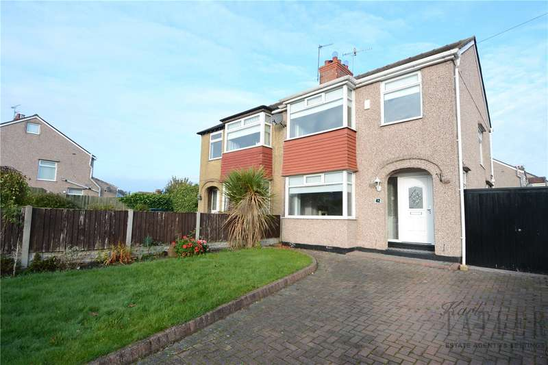 3 Bedrooms Semi Detached House for sale in Acton Lane, Moreton, Wirral