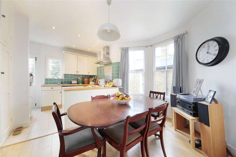 2 Bedrooms Flat for sale in Fieldhouse Road, Balham, London, SW12