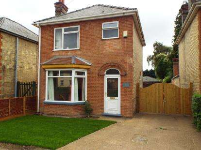 3 Bedrooms Detached House for sale in Upwell, Wisbech, Norfolk
