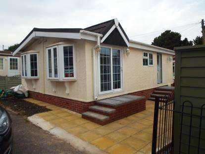 2 Bedrooms Mobile Home for sale in The Firs Mobile Home Park, Cannock, Staffordshire