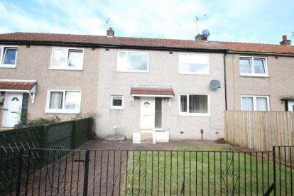 3 Bedrooms Terraced House for sale in Alder Avenue, Lenzie, Glasgow