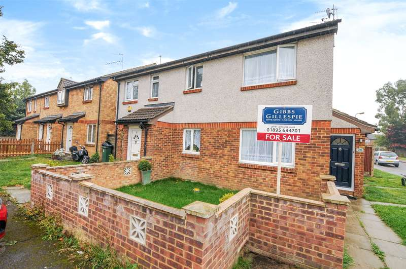 1 Bedroom End Of Terrace House for sale in Rabournmead Drive, Northolt, Middlesex, UB5