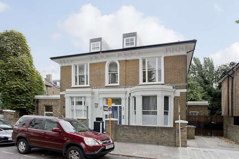 3 Bedrooms Flat for sale in Cavendish Road, London NW6