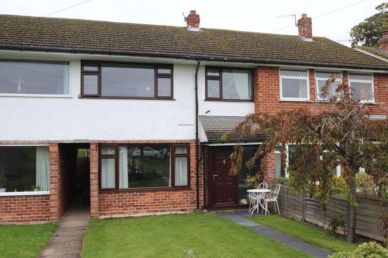 3 Bedrooms Terraced House for sale in Rogers Lane, Ettington