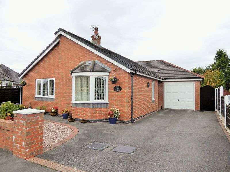 2 Bedrooms Detached Bungalow for sale in Hillcrest Drive, Tarleton, Preston