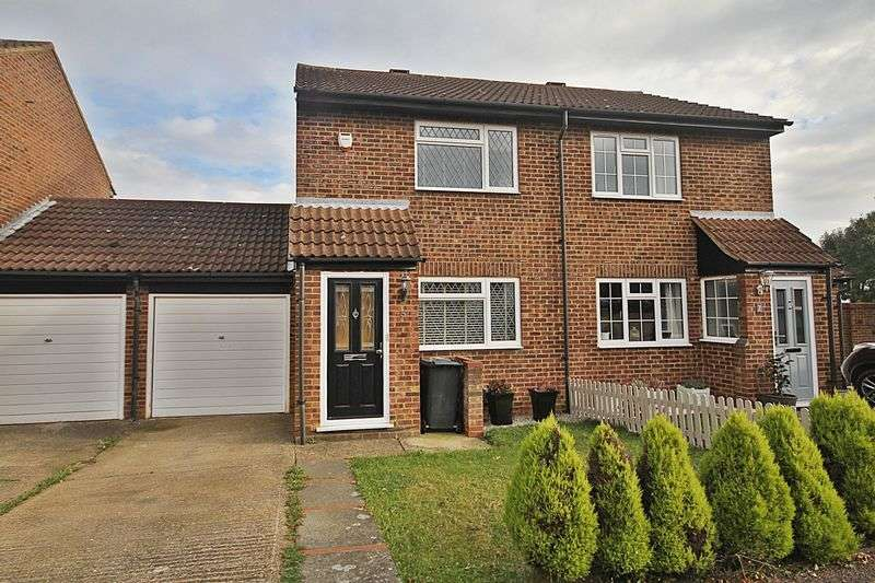 2 Bedrooms Semi Detached House for sale in Flitwick