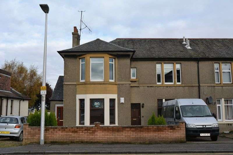 2 Bedrooms Flat for sale in Weir Street, Falkirk