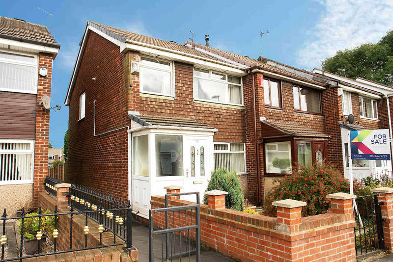 3 Bedrooms Town House for sale in 70 Heyside Avenue, Royton