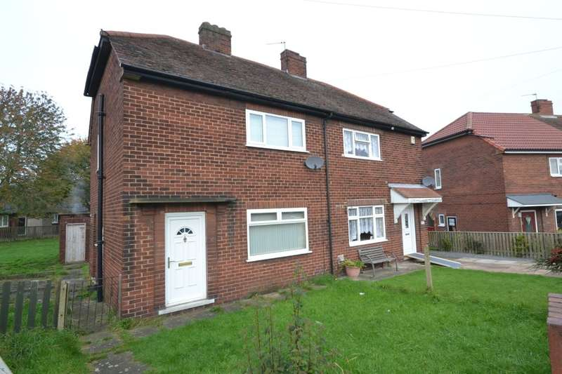 2 Bedrooms Semi Detached House for sale in Normanton View, Normanton
