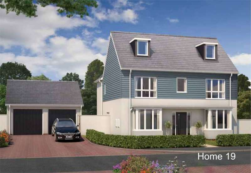 5 Bedrooms Detached House for sale in Totnes, South Devon TQ9