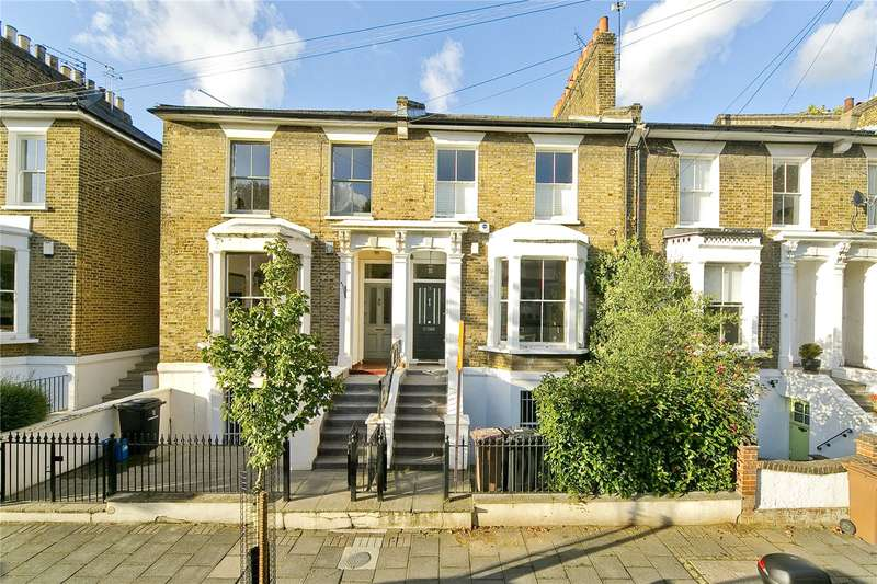 3 Bedrooms Terraced House for sale in Southborough Road, South Hackney, E9