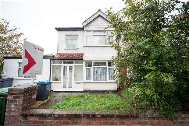3 Bedrooms Terraced House for sale in Queensbury Road, KINGSBURY, NW9 8LT