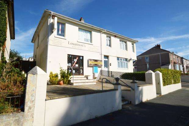 3 Bedrooms Semi Detached House for sale in Lanhydrock Road, Plymouth, Devon