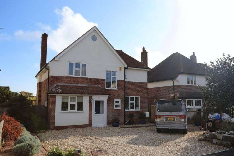 5 Bedrooms Detached House for sale in Drakes Avenue, Exmouth