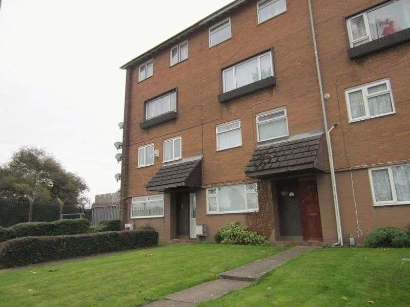 2 Bedrooms Maisonette Flat for sale in Wenvoe Court Ogmore Road Caerau CF5 5HT