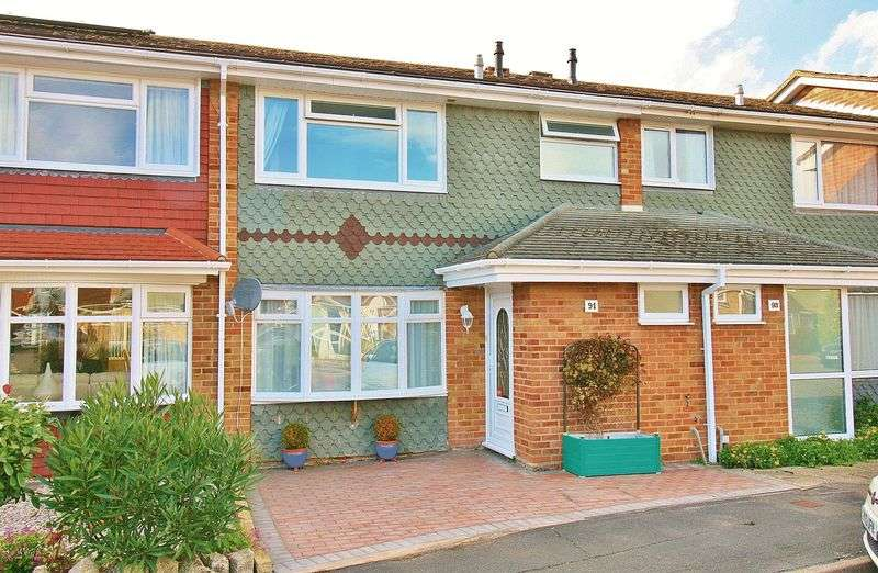 3 Bedrooms Terraced House for sale in Godwit Road, Milton