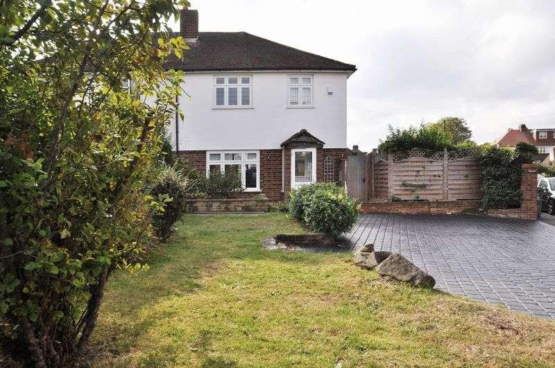 3 Bedrooms Semi Detached House for sale in Elmwood Drive, Bexley