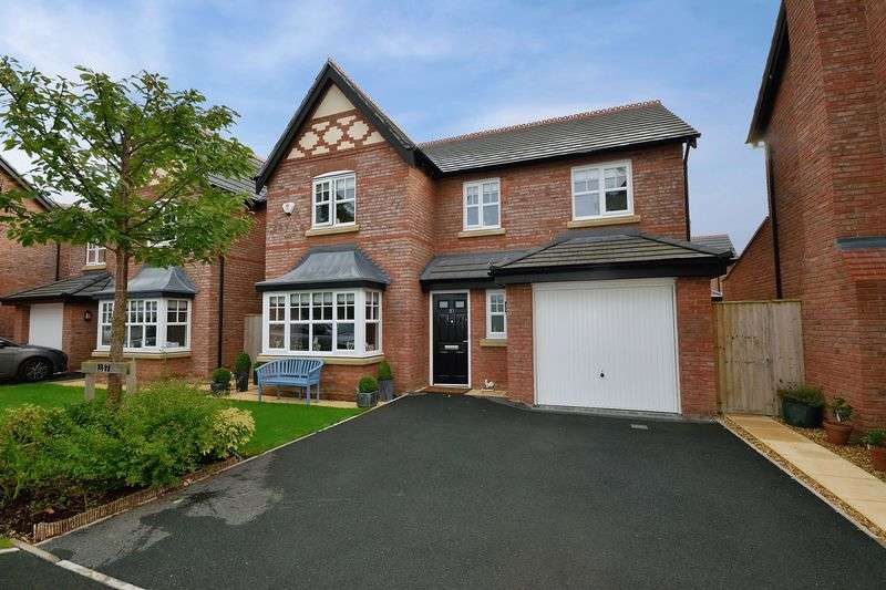 4 Bedrooms Detached House for sale in Granary Close, Milton Green
