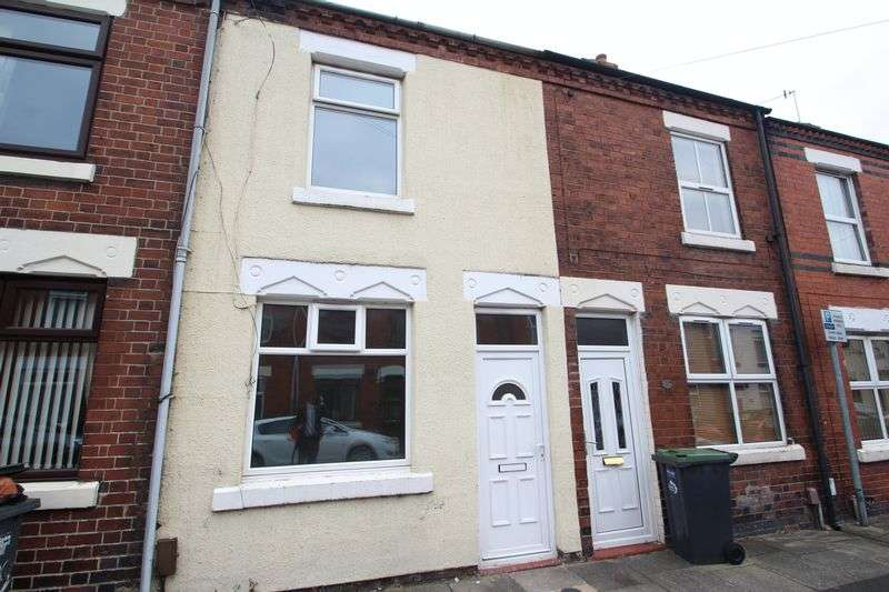 2 Bedrooms Terraced House for sale in Birks Street, Stoke, Stoke-On-Trent