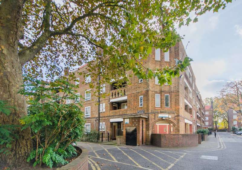 2 Bedrooms Flat for sale in Peckham Road, Camberwell, SE5