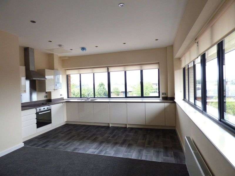 2 Bedrooms Flat for sale in Berkeley House, Quedgeley GL2 4LY