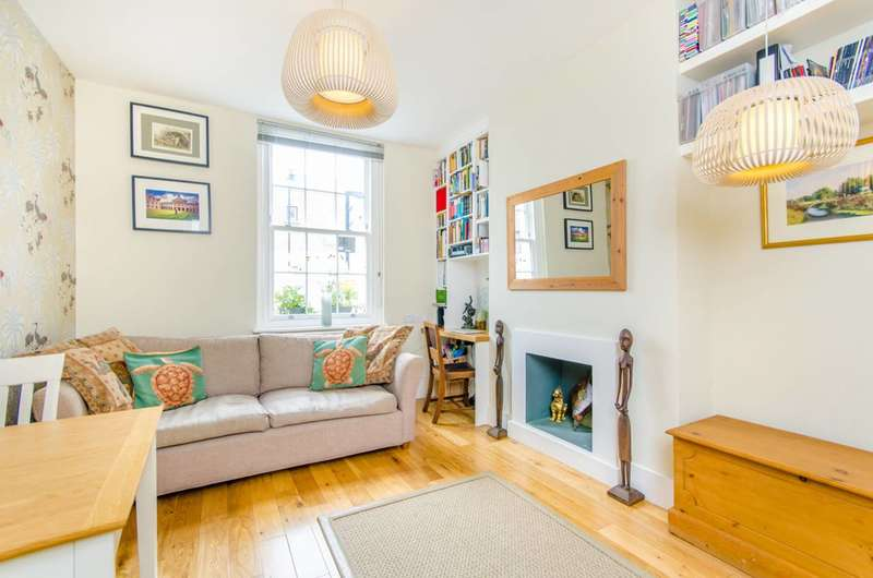 2 Bedrooms Flat for sale in Balfe Street, Islington, N1