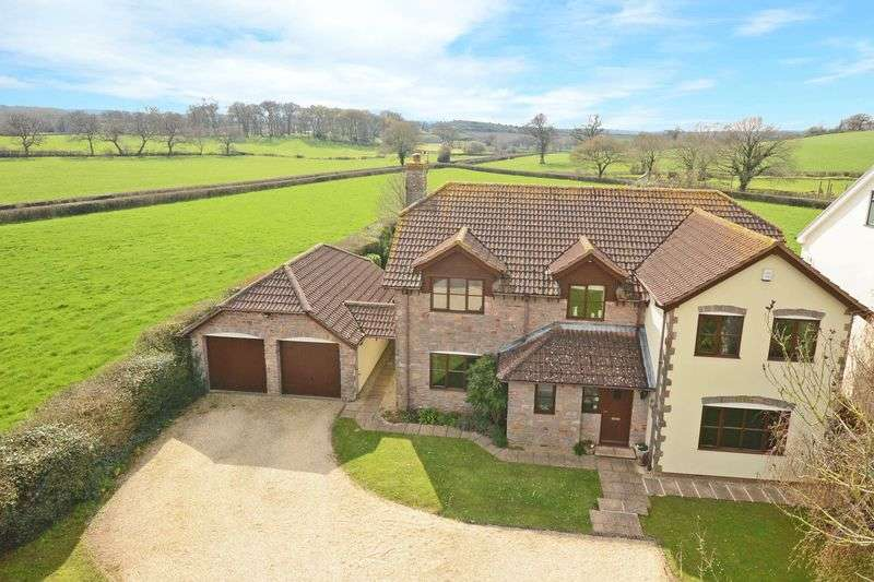 5 Bedrooms Detached House for sale in Bromley Road, Stanton Drew, Bristol