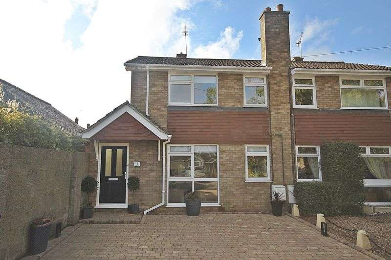 3 Bedrooms Semi Detached House for sale in Pulloxhill