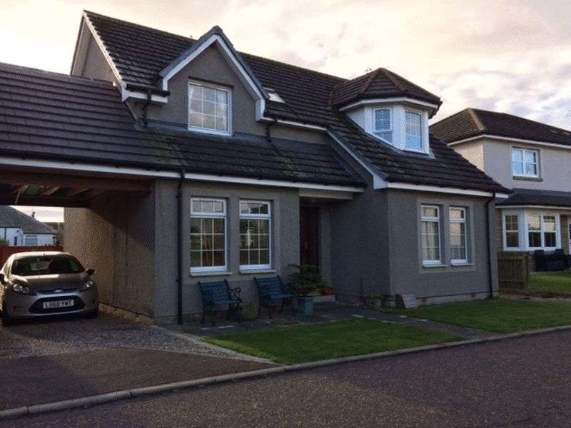 4 Bedrooms Detached House for sale in Ashludie Mews, DD5 4EZ