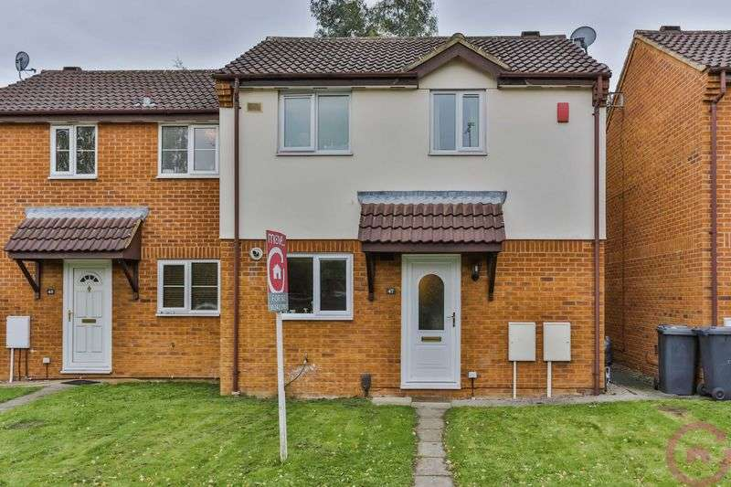 2 Bedrooms Semi Detached House for sale in Buscombe Gardens, Gloucester