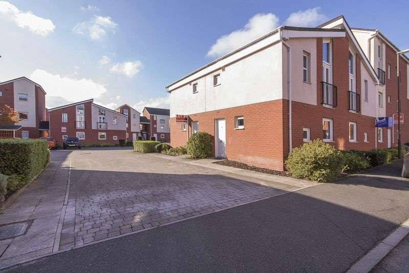 1 Bedroom Flat for sale in WILDHAY BROOK, HILTON