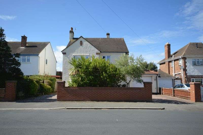 3 Bedrooms Detached House for sale in Macdona Drive, West Kirby