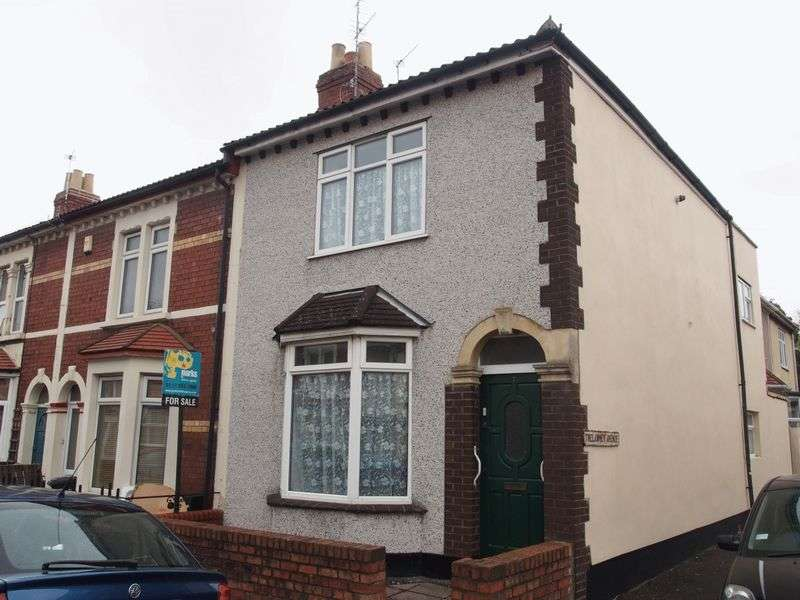 3 Bedrooms Terraced House for sale in Roseberry Park, Bristol