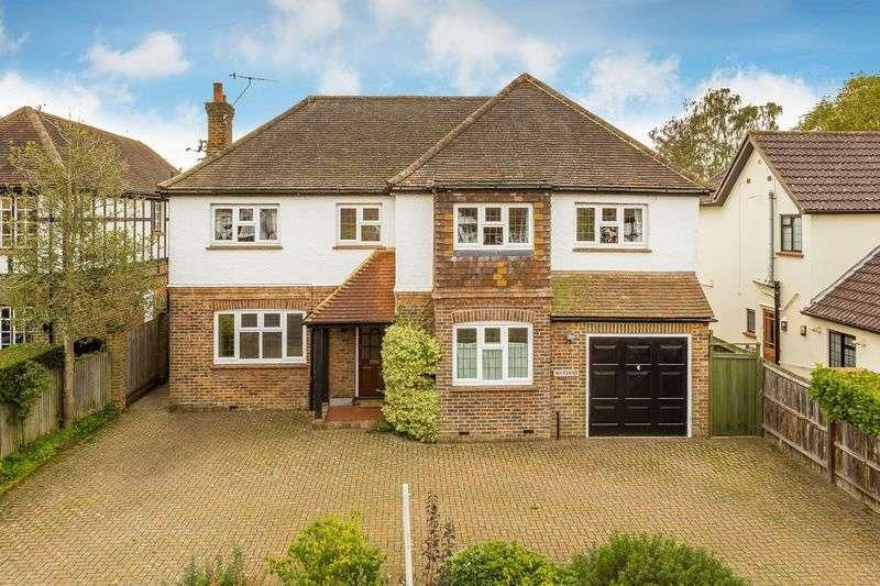 5 Bedrooms Detached House for sale in Guildford, Surrey, GU4