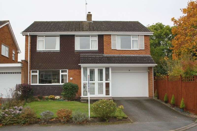 5 Bedrooms Detached House for sale in Croome Close, Drakes Broughton