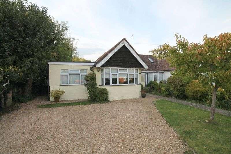 2 Bedrooms Semi Detached Bungalow for sale in Ockley Lane, Keymer, West Sussex,