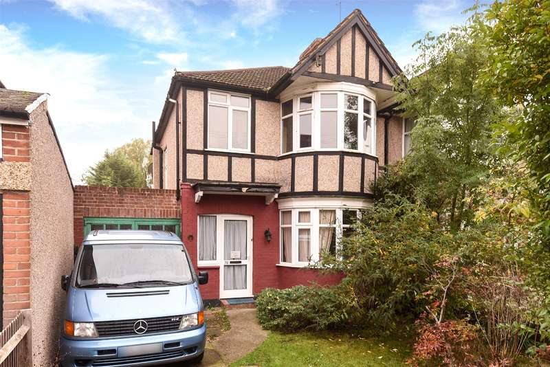 3 Bedrooms Semi Detached House for sale in Boxtree Lane, Harrow, Middlesex, HA3