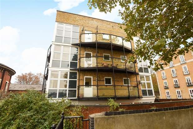 2 Bedrooms Flat for sale in Octagon Court, Rotherhithe Street, London