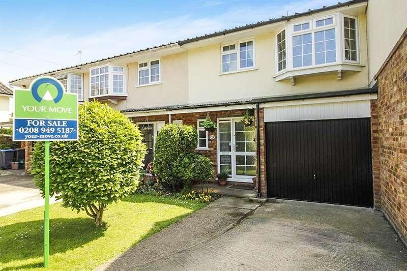 3 Bedrooms Property for sale in Allan Close, New Malden, KT3