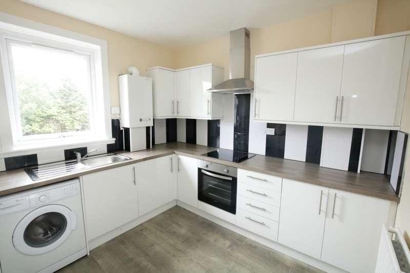 3 Bedrooms Flat for sale in kelvin, Grangemouth, Stirlingshire, FK3