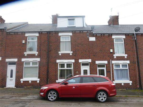3 Bedrooms Terraced House for sale in North Road, Barnsley