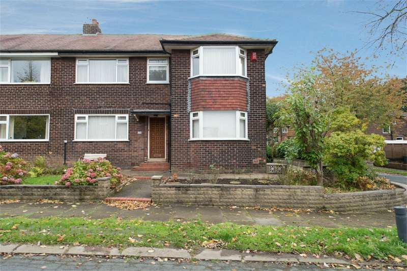 4 Bedrooms Semi Detached House for sale in West Drive, Walmersley, Bury