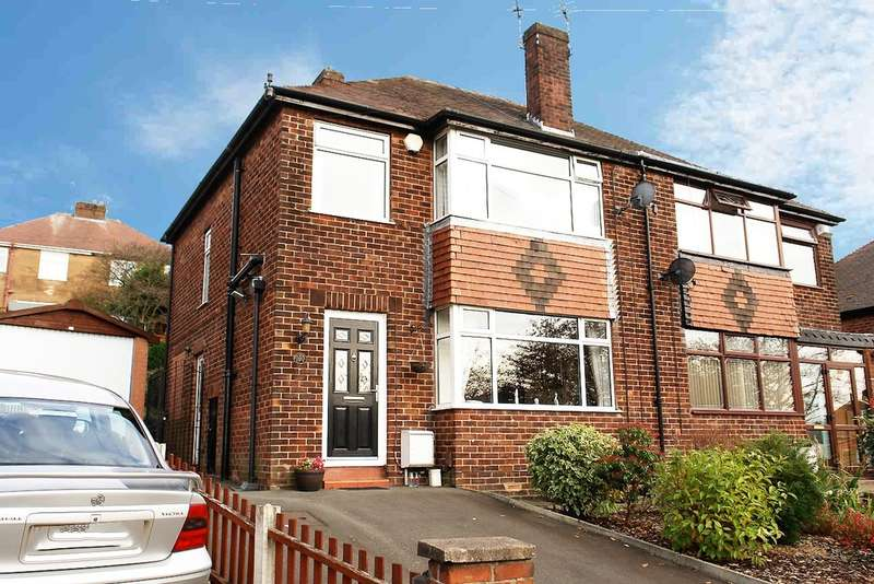 3 Bedrooms Semi Detached House for sale in 100 Merton Avenue, Oldham