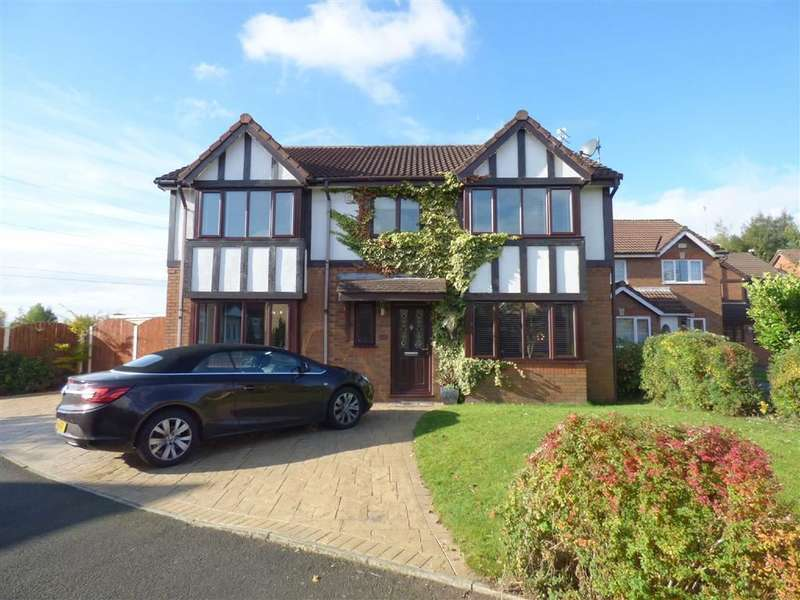 4 Bedrooms Property for sale in Walsingham Avenue, Alkrington, Manchester, M24