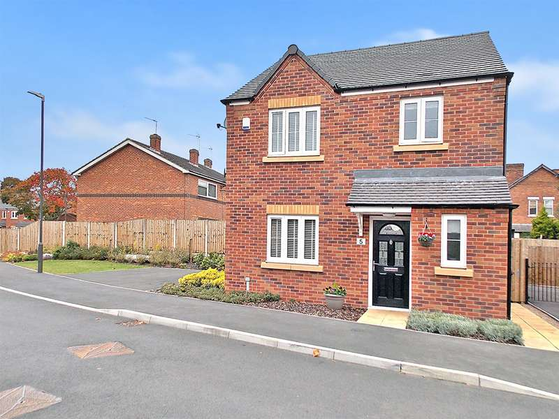 3 Bedrooms Property for sale in Waterside Close, Sandiacre