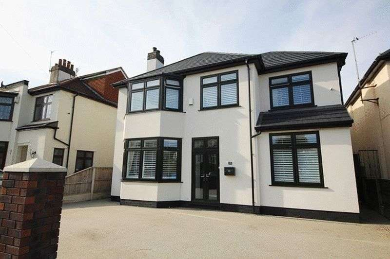 4 Bedrooms Detached House for sale in Corbridge Road, Childwall, Liverpool, L16